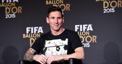Der Weltfußballer Messi redet Klartext!