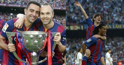 Die beste Barcelona-Elf aller Zeiten!