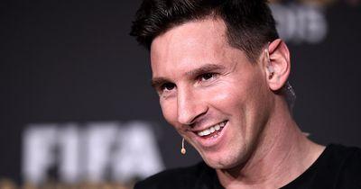 Bewegende Fakten über Lionel Messi