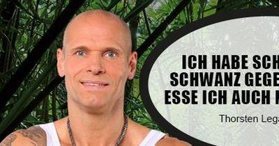 Thorsten Legat im Dschungelcamp: Das waren seine besten Sprüche