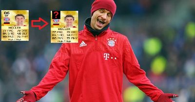 So überragend entwickelte sich Thomas Müller in Fifa!