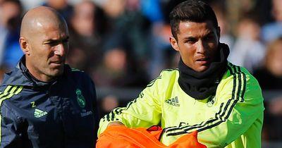 ER ist für Zidane die absolute Nummer Eins