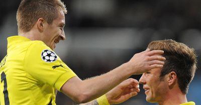 Das geht bei Dortmund: Reus über offene Rechnung mit Götze