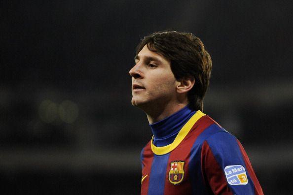 Diese geile Entwicklung nahm Messi von Fifa 10 bis Fifa 16