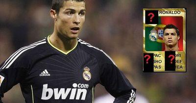 GEIL: Ronaldos Entwicklung bei Fifa 10 bis Fifa 16