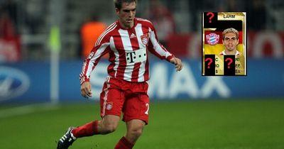 Das ist die geile Entwicklung von Philipp Lahm bei Fifa 10 bis Fifa 16