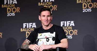 Bewegendes über Lionel Messi