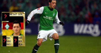 Das ist die ultimative Entwicklung von Mesut Özil von Fifa10 bis Fifa 16!