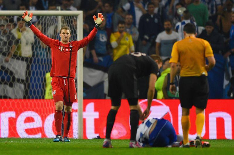Die Entwickung von Manuel Neuer bei FIFA 16