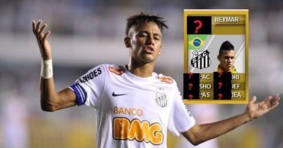 Das ist die krasse Entwicklung Neymars von Fifa12 bis Fifa 16!