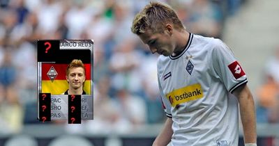 Das ist die geile Entwicklung von Marco Reus von Fifa 10 bis Fifa 16!