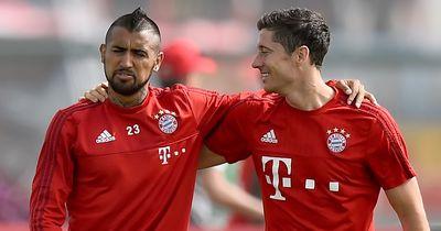 Vidal: Das ist mein Dream Team!
