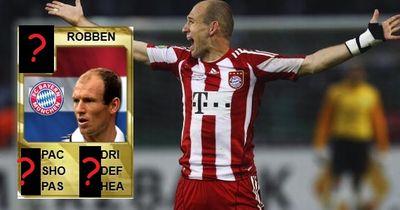 Das ist die Entwicklung von Arjen Robben von Fifa10 bis Fifa16!