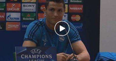 Die aktuellsten Videos zu Cristiano Ronaldo!