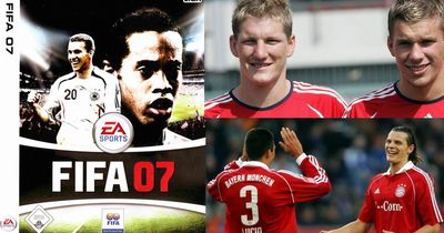 FIFA 07 - So stark war der FC Bayern schon damals!