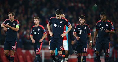 Das sind die zurzeit notenschlechtesten Bayern-Stars!