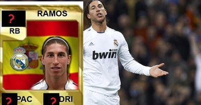 Die Entwicklung von Sergio Ramos von Fifa 10 bis Fifa 16!