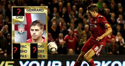 Die Entwicklung von Gerrard von FIFA 10 bis FIFA 16!