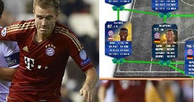 Das ist die beste Bayern-Elf aus den letzten 6 Jahren bei Fifa!