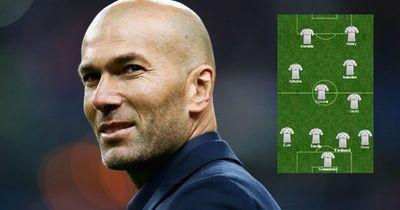 DAS ist die Premier-League-Traumelf von Zidane