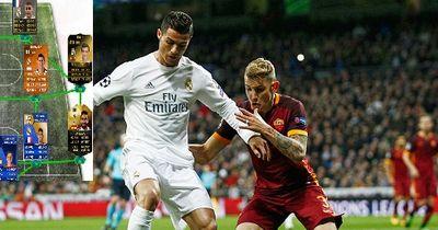 Das ist die Topelf von Real Madrid aus den letzten 6 Jahren Fifa!