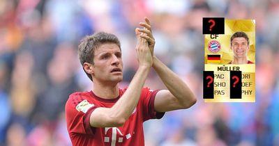 Das ist Thomas Müllers beeindruckende Entwicklung der letzten Jahre bei FIFA!