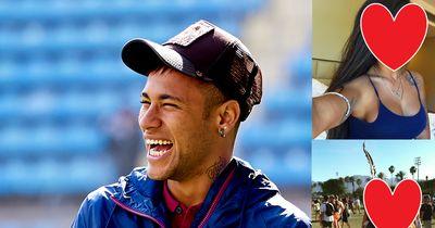Neymars persönliche Top 3 der Frauen!