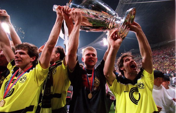 Die ewige Tabelle der Champions League!