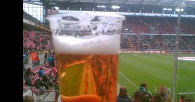 Bierkönige! In diesen deutschen Stadien schmeckt das Bier am besten!