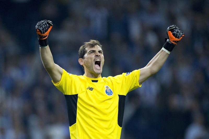 So könnte der FC Porto heute auflaufen, hätten sie ihre Stars gehalten!