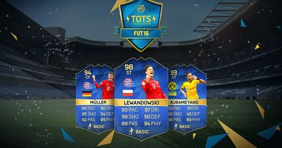 Das ist das FIFA-Bundesligateam der Saison!