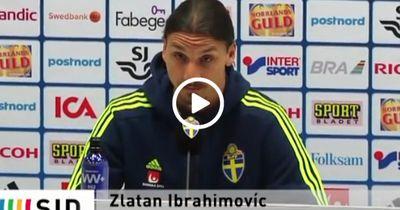 Mourinho vorgestellt - Das sagt Ibrahimovic!