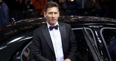SO gibt Messi seine Millionen aus!