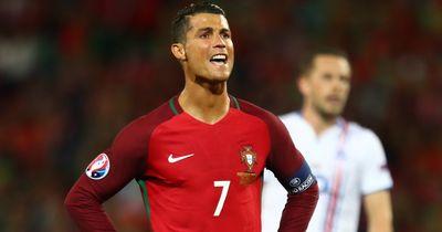 Zweikämpfe zwischen Ronaldo und Island gehen nach dem Spiel weiter!