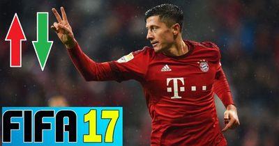 FIFA 17: Das sind die ersten offiziellen Mannschaftsstärken!