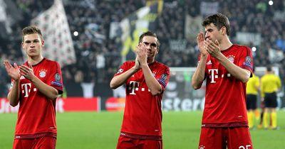 Wo Real Madrid die Bayern mit Leichtigkeit abhängt!