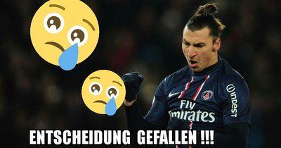 Zlatan verkündet Rücktritt!