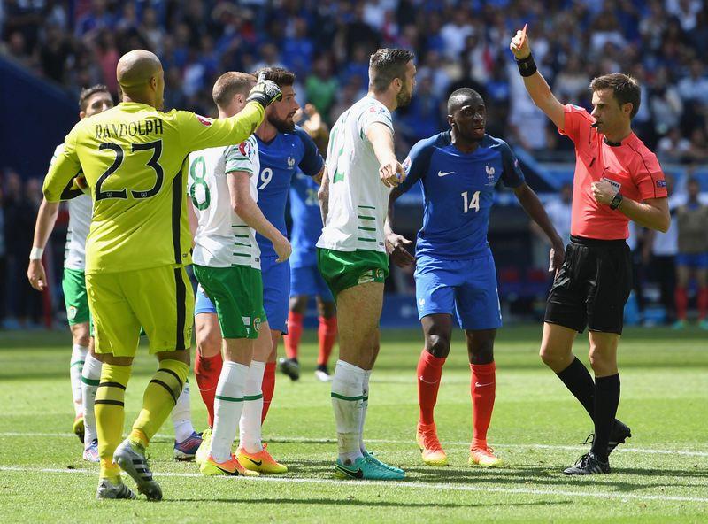 Irland Gegen Frankreich