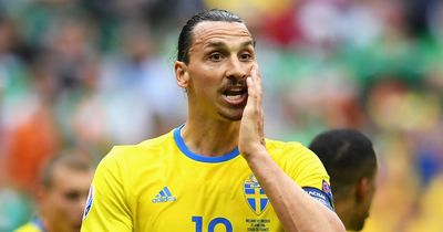 Ibrahimovics erster Tag in Manchester!