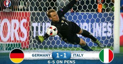 Deutschland besiegt den Italien-Fluch!