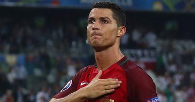 Superstar Ronaldo: So präsentiert er sich neben dem Platz!