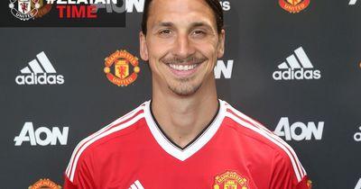 Bei Manchester United vorgestellt: Die geilsten Sprüche von Ibra!