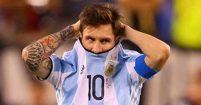 Messi tritt zurück!