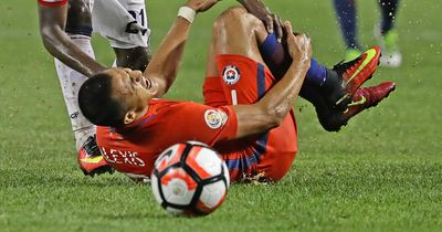 Alexis Sanchez: Mit dieser Horror-Verletzung besiegte er Messi im Finale