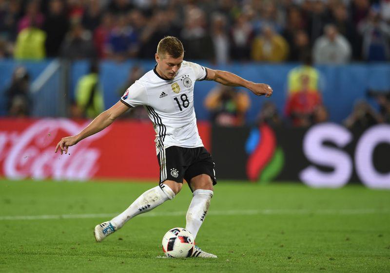 """Toni Kroos: """"Nie wieder Deutschland"""""""