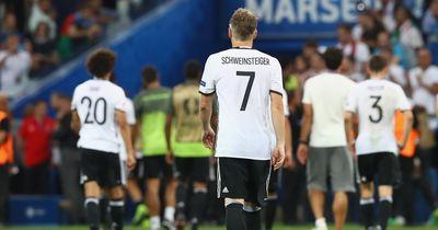 Schweinsteiger verabschiedet sich von den Deutschland-Fans