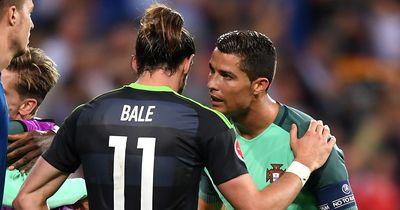 Das sagte Cristiano Ronaldo zu Gareth Bale