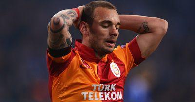DARUM verklagt Wesley Sneijder Galatasaray!