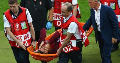So schwer ist Ronaldo verletzt!