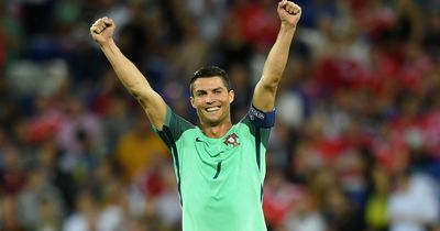 Das macht Cristiano Ronaldo, wenn er heute Europameister wird!